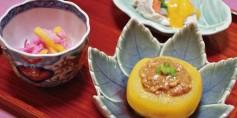 オラいの柿食う会2014_食事例01