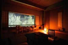 銀山荘客室