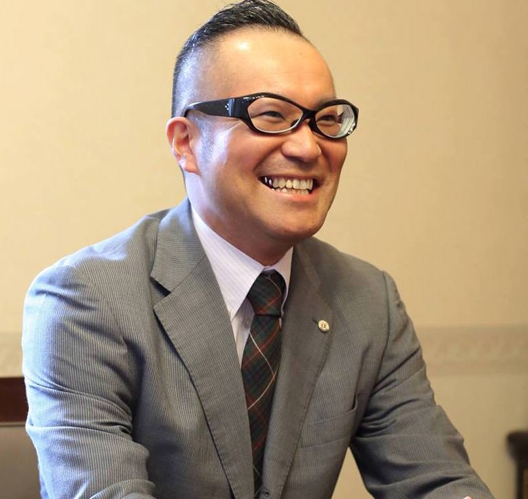アルファコム佐藤社長