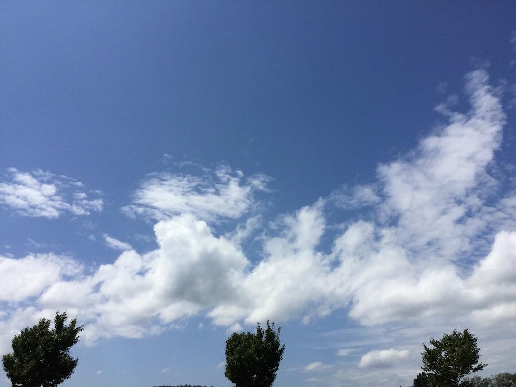21雲と空