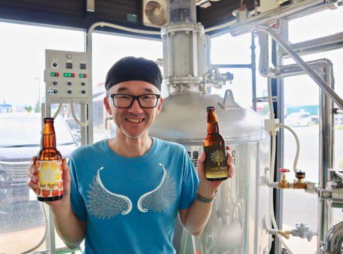 【平日はサラリーマン、休日はクラフトビール醸造家】副業で広がる出会いと人生の楽しみ|山形仕事図鑑#101